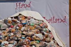 洪水替补用品 免版税库存照片