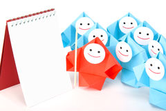 活动企业概念性图象配合 免版税图库摄影