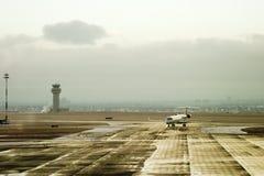 活动机场 免版税库存图片