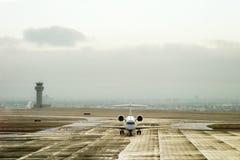 活动机场 库存照片