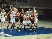 活动篮球 图库摄影