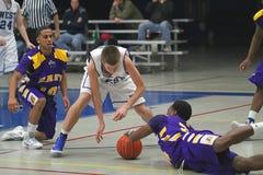 活动篮球 免版税库存图片