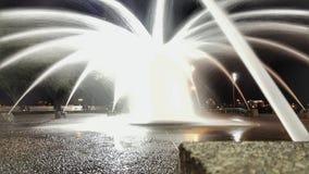 流动的光 库存图片