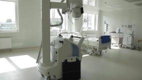 流动X-射线设施 影视素材