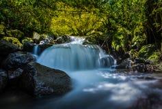 流本质泰国水 免版税库存图片