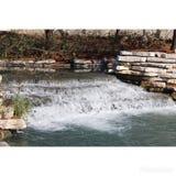 流本质泰国水 库存图片