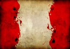 流血的羊皮纸背景 免版税图库摄影