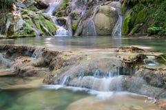 水流量 免版税图库摄影