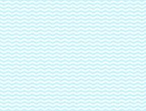 浅兰的波浪样式传染媒介 库存例证