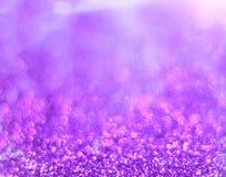 浅紫色的背景 库存图片