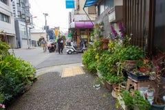 浅草区东京日本 图库摄影