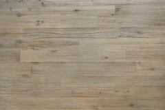 浅褐色木地板盖瓦的纹理 免版税图库摄影