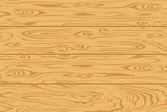 浅褐色的委员会木纹理背景  也corel凹道例证向量 免版税库存图片