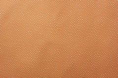 浅褐色的皮革背景 图库摄影