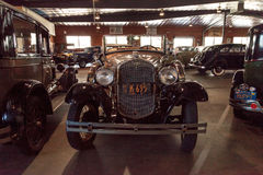1931浅滩模型跑车 库存照片