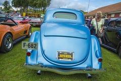 1936浅滩3窗口小轿车 免版税图库摄影