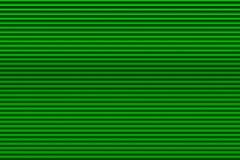 浅绿色的车库门 免版税库存图片