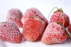 浆果草莓 免版税库存图片