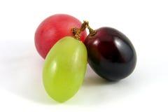 浆果葡萄 免版税库存照片