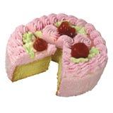浆果蛋糕 库存照片