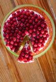 浆果食物果子饼莓甜点 库存照片