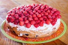 浆果食物果子饼莓甜点 免版税图库摄影