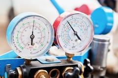 测压器 免版税库存图片