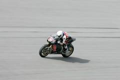 测试2012年在Sepang,马来西亚的MotoGP冬天 库存图片