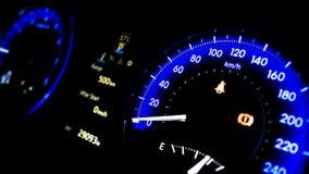 测路器速度测量控制板 免版税库存照片