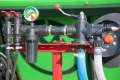 测量仪测压器压 库存照片