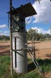 测量器水 免版税库存照片