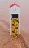 测量水平面 库存照片