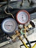 测量仪空气 库存图片