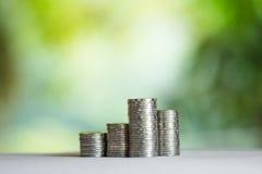 经济、投资和挽救概念 库存照片