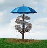 经济保护主义政策 免版税库存图片