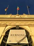 济安・贝尼尼` s陈列在罗马,圆顶场所Borghese 免版税库存照片