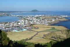 济州海岛 免版税库存图片