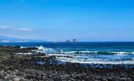 济州海岛 库存图片