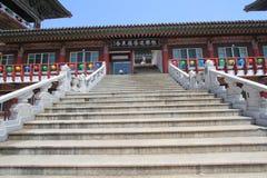 济州Yaoquansi寺庙 免版税库存照片