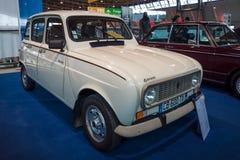 经济汽车雷诺4 Savane, 1987年 免版税库存图片
