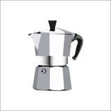 浓咖啡制造商 皇族释放例证