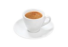 浓咖啡杯子 图库摄影