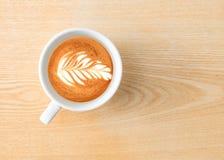 浓咖啡的时刻 库存照片