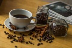 浓咖啡-储蓄图象 免版税图库摄影