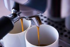 浓咖啡 免版税库存照片