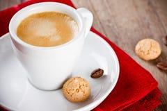 浓咖啡 免版税库存图片