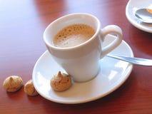 浓咖啡 图库摄影