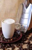 浓咖啡kaffee 免版税库存照片