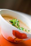 浓豌豆汤 库存照片