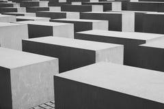 浩劫纪念品在柏林 库存照片